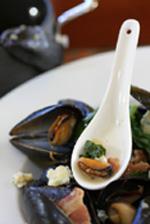 Mussels sharp 250