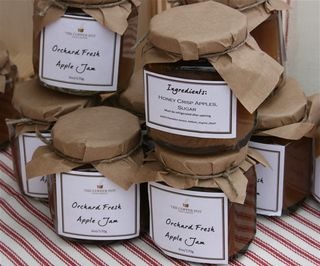 Orchard Fresh Apple Jam