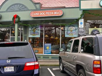 Lost Dog Pizza Deli