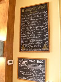 Lost Dog Pizza Deli Menu