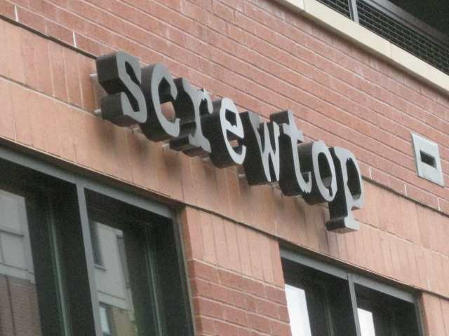 SCREW-SIGN