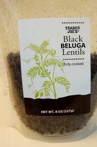TJ lentils