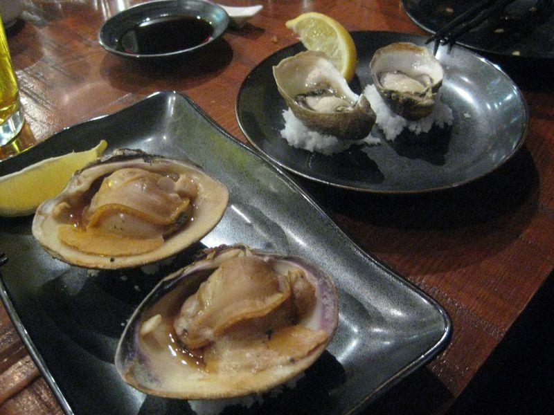 KushiClam+Oyster