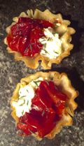 Vertical tartlet